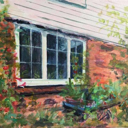 Griselda Mussett - Window -
