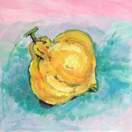 Griselda Mussett - The Menton Lemon -