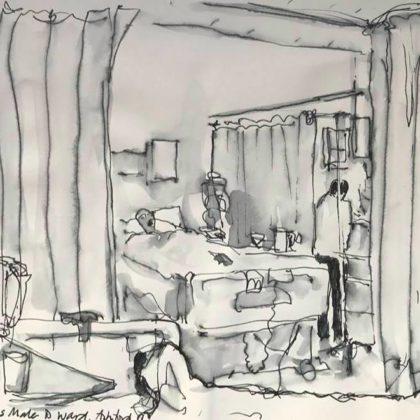 Griselda Mussett - Men's Ward, Ashford -